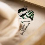 Packen der Boxen bei der Lebenshilfe Linz