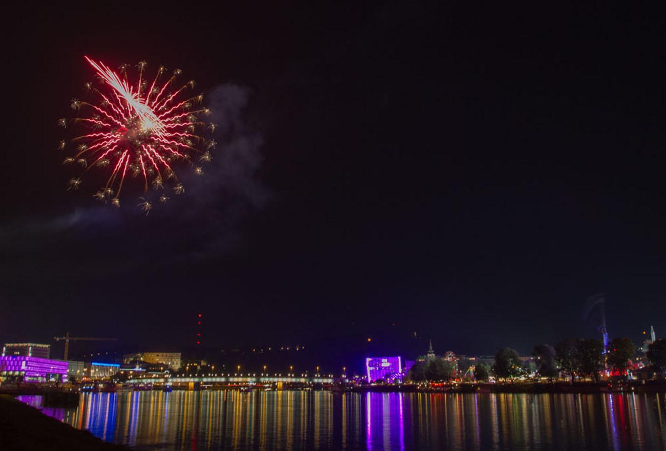 Das Große Feuerwerk Nr. 2