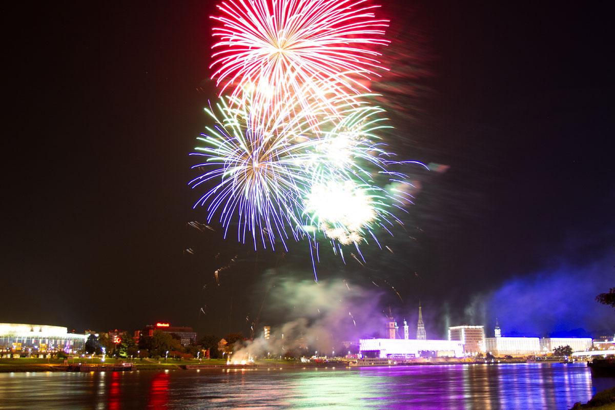 Feuerwerk 2021