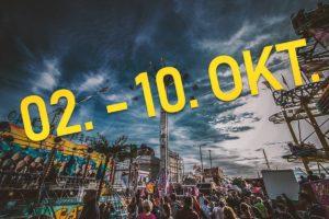 Ankündigung Herbstmarkt 2. bis10. Oktober
